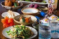 琉球料理の美味を愉しむ。