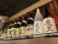 お酒にこだわるオーナーが厳選した焼酎、ワイン、日本酒の他、サワーやハイボールなど各種ドリンク類も取り揃えております。お肉に合わせてお好きなお酒をお楽しみください。