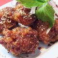 料理メニュー写真台北 カラアゲ