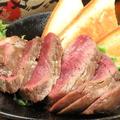 料理メニュー写真牛サーロイン