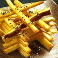 料理メニュー写真さつまいものスティックバター ハチミツ添え