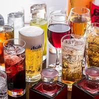 有明で飲み放題の豊富な居酒屋なら当店で決まり!