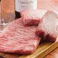 店主厳選の肉を部位ごとに厳選仕入れ!A4・A5ランクの黒毛和牛をボードから選んで贅沢に味わえる♪♪