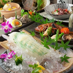 うおちしん 魚地心 広島流川店のコース写真