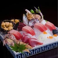近海鮮魚を贅沢に・・・