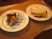 秋・冬の季節デザート