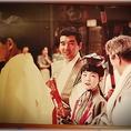 7月からは祇園祭が始まります!店主もお稚児さんと一緒にかむろをさせて頂き、長刀鉾に乗ってました!当店でも京都の夏の風物詩、美味しい祇園祭をお届けします♪