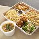 チンジャオ・麻婆豆腐・唐揚、お好み弁当