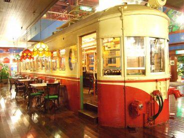 オールド スパゲティ ファクトリー 名古屋店の雰囲気1