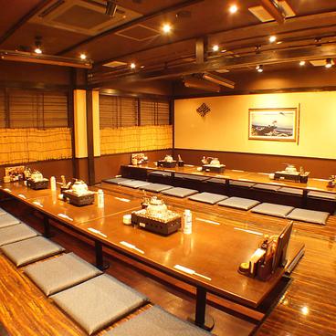 大衆食堂 安べゑ 徳山駅前店の雰囲気1