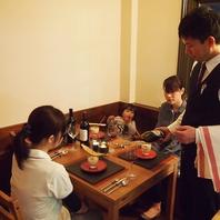 記念日・女子会・ママ会…様々なシーンに合わせて。