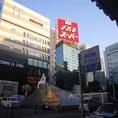新宿駅東口改札から一番近い鍋バル☆ルミネエスト目の前!東口を出てすぐの徒歩0分!!待ち合わせや団体の宴会には便利な好立地!