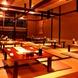 【2階について】最大60名様まで使えるお座敷の大広間