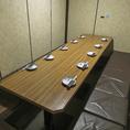 こだわり個室は全部で33部屋