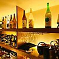 多彩なラインナップのお酒