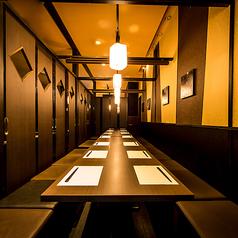 和食と産直鮮魚 喜作 大宮店の写真