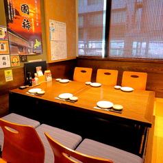 北海道 増毛漁港直送 遠藤水産 新宿西口パレットビル店の雰囲気1