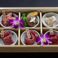 料理メニュー写真松阪牛5種 盛り合わせ(並) 150g