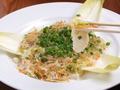 料理メニュー写真本日の魚のカルパッチョ