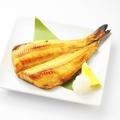 料理メニュー写真いか丸焼き/炙りシメサバ/縞ほっけ開き