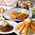 旅行客にも人気の 名古屋 飯!懐かしい屋台の味から 名古屋 名物の定番メニューまで幅広い品揃え。地元の方には安心感、初めての方には新鮮?!に感じられる自慢のメニューをご用意しております★