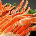 料理メニュー写真ずわい蟹盛り(200g)