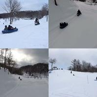 【冬季限定】スノーモービル