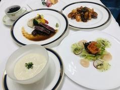 カフェレストラン アイリスのコース写真