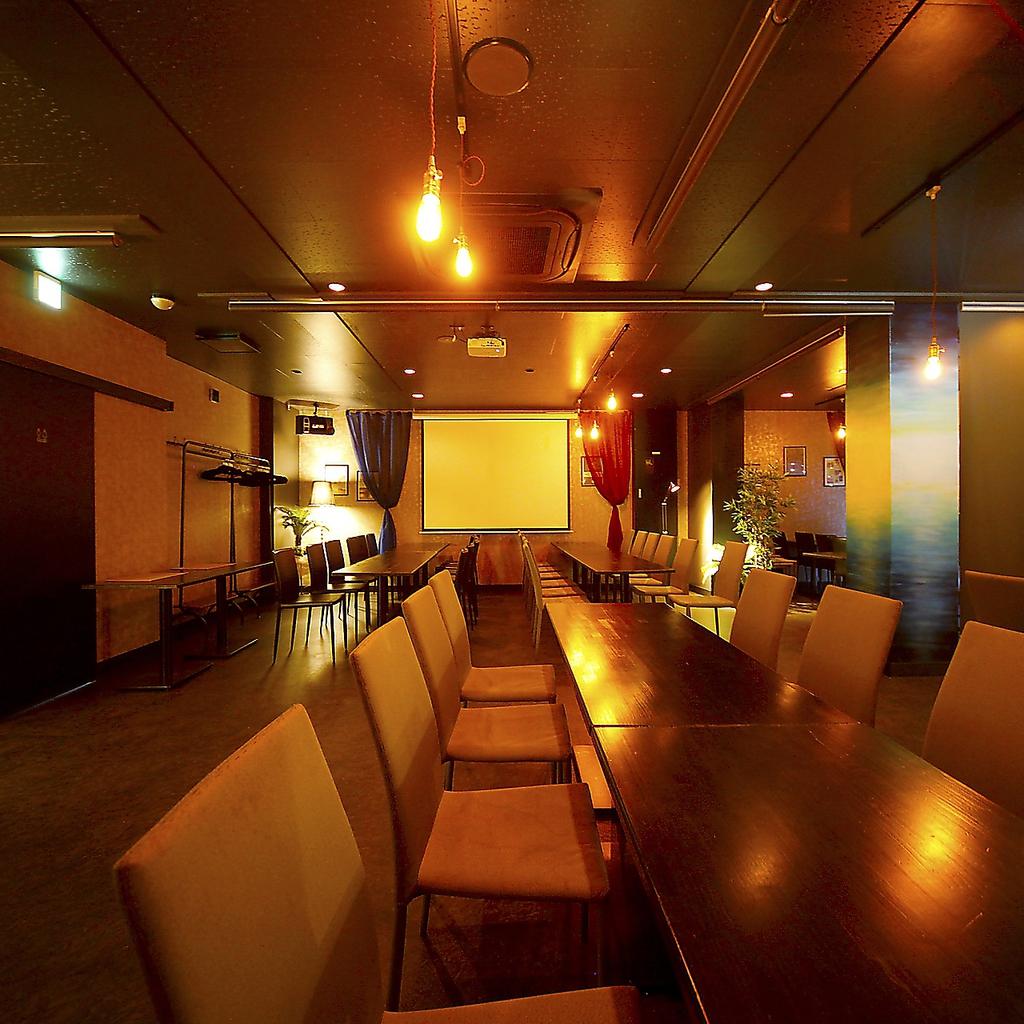 個室×modernistic dining 隠れ家 萬坊(manbow)|店舗イメージ3