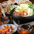 <天草大王の鶏すき鍋と水炊き>某有名テレビ番組で紹介された天草大王鶏すき鍋と水炊きが10月よりスタートしております!