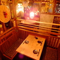 【テーブル席】3名様用 デートや同僚とさくっと飲むのみ最適
