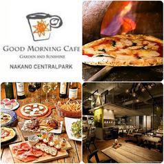 グッドモーニングカフェ GOOD MORNING CAFE 中野セントラルパーク店の写真