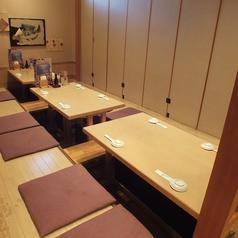 築地 日本海 豊洲シエルタワー店の雰囲気1