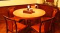 中華料理屋らしい丸テーブルもございます☆小宴会にピッタリ!