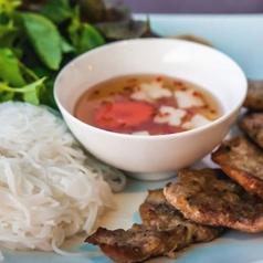 BUN CHA ブンチャ(ベトナムの代表的なソーメン料理)