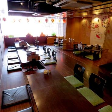 赤から 広島八丁堀店の雰囲気1