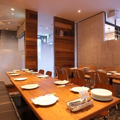 B-floor【店内オープン席】少人数、団体様(4名様~18名様前後)での宴会可能なちょっとした空間、
