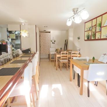 アンワインドカフェの雰囲気1