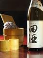 田酒 特別純米 【青森県西田酒造】 1300円/1合 辛口ながらコクがあり、飲み飽きしないすっきりとした味