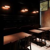 ◆ビストロ◆カーテンで仕切られた15名様まで利用できる完全個室。会社のパーティーやプライベートなパーティーでぜひ!