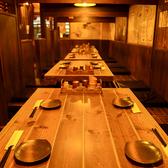 2~4名テーブル席