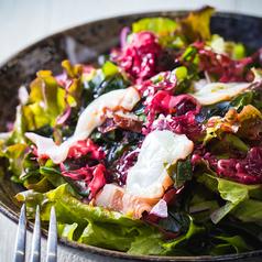 料理メニュー写真真だこの海藻サラダ