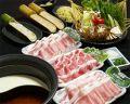 料理メニュー写真彩 九州の銘柄豚コース