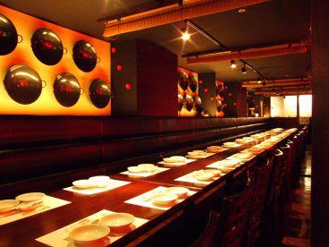 チャイニーズキッチン 紅龍の雰囲気1