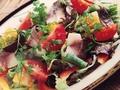 料理メニュー写真さば燻製のサラダ