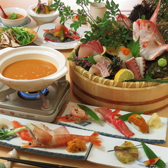うにと海老の専門店 魚魚魚 離れのおすすめ料理1