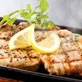 料理メニュー写真豚ロース肉ステーキ 200g