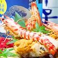 料理メニュー写真【豪華絢爛♪海鮮玉手箱コース】