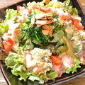 料理メニュー写真味人サラダ