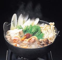 料理メニュー写真絶品鶏鍋(1人前)